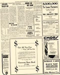 Ada Evening News, October 04, 1919, Page 7