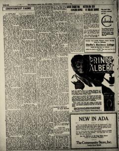 Ada Evening News, October 21, 1919, Page 3