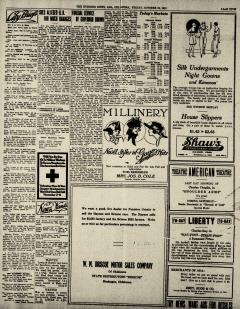 Ada Evening News, October 24, 1919, Page 5