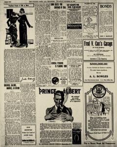 Ada Evening News, October 30, 1919, Page 2