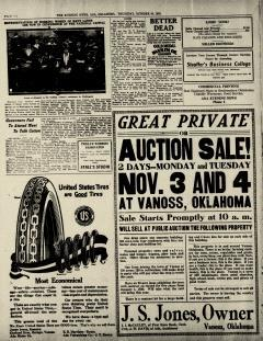 Ada Evening News, October 30, 1919, Page 6