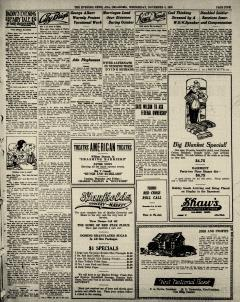 Ada Evening News, November 05, 1919, Page 5