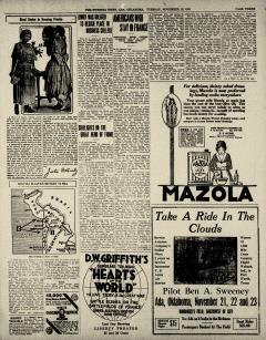 Ada Evening News, November 18, 1919, Page 3