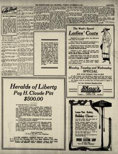 Ada Evening News, November 18, 1919, Page 5