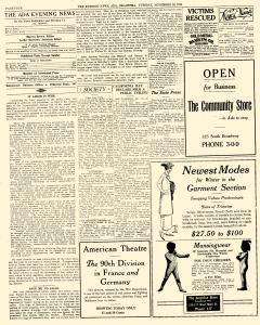 Ada Evening News, November 18, 1919, Page 11