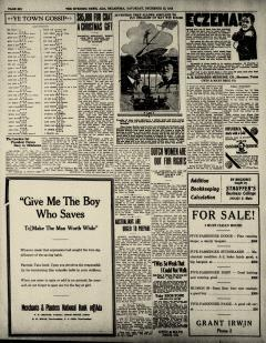 Ada Evening News, December 27, 1919, Page 7