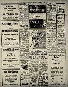 Ada Evening News, December 31, 1919, Page 8