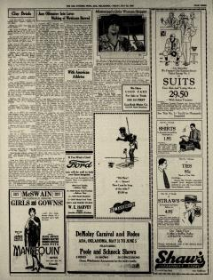 Ada Evening News, May 28, 1926, Page 3