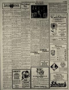 Ada Evening News, June 18, 1928, Page 3