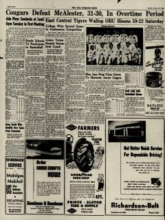 Ada Evening News, January 20, 1946, Page 12