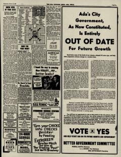 Ada Evening News, March 13, 1946, Page 5