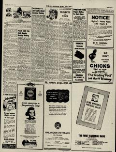 Ada Evening News, March 31, 1946, Page 13