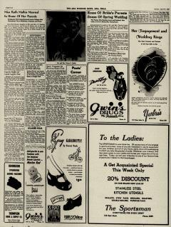 Ada Evening News, April 21, 1946, Page 4