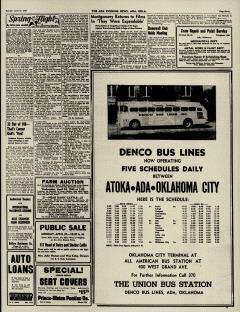 Ada Evening News, April 21, 1946, Page 7