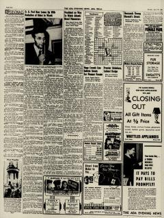 Ada Evening News, April 22, 1946, Page 2