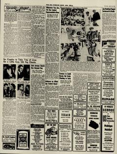 Ada Evening News, April 22, 1946, Page 4