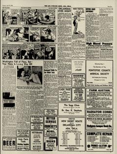 Ada Evening News, April 22, 1946, Page 5