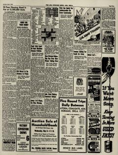 Ada Evening News, May 06, 1946, Page 3