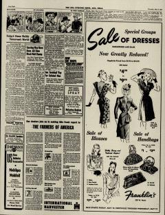 Ada Evening News, May 09, 1946, Page 8