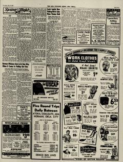 Ada Evening News, May 09, 1946, Page 9