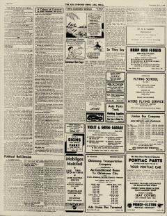 Ada Evening News, July 03, 1946, Page 4