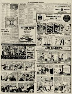 Ada Evening News, July 11, 1946, Page 9