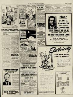 Ada Evening News, July 16, 1946, Page 4