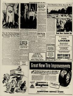 Ada Evening News, July 23, 1946, Page 4