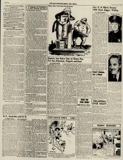 Ada Evening News, July 23, 1946, Page 6