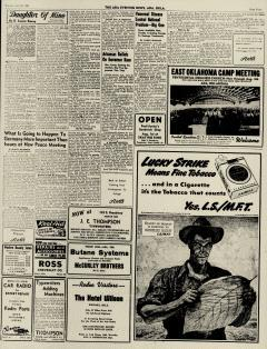 Ada Evening News, July 30, 1946, Page 3