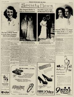 Ada Evening News, August 04, 1946, Page 3