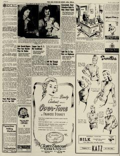 Ada Evening News, August 04, 1946, Page 6