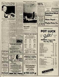 Ada Evening News, August 04, 1946, Page 16