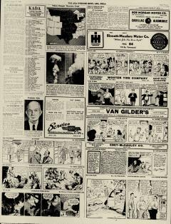 Ada Evening News, August 11, 1946, Page 15