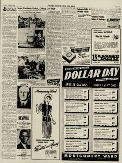 Ada Evening News, August 20, 1946, Page 5