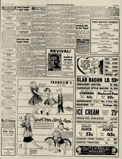 Ada Evening News, August 23, 1946, Page 3