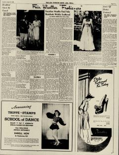 Ada Evening News, August 25, 1946, Page 5