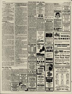 Ada Evening News, October 01, 1946, Page 4