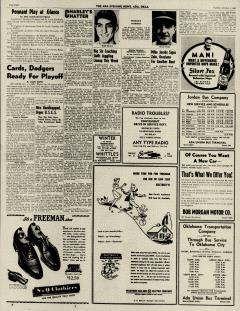 Ada Evening News, October 01, 1946, Page 8