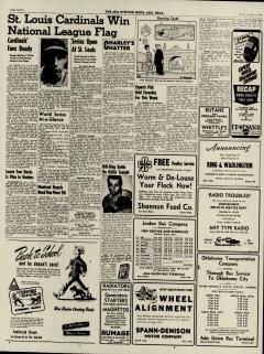 Ada Evening News, October 04, 1946, Page 12