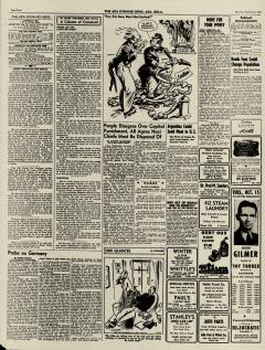 Ada Evening News, October 14, 1946, Page 4