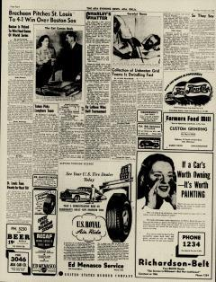 Ada Evening News, October 14, 1946, Page 8