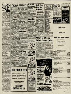 Ada Evening News, October 22, 1946, Page 2