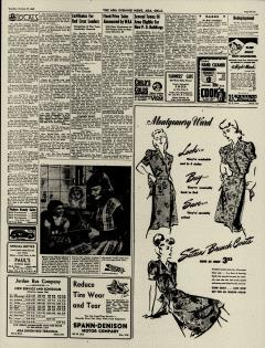 Ada Evening News, October 22, 1946, Page 3