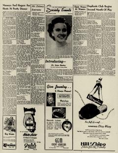 Ada Evening News, October 27, 1946, Page 3