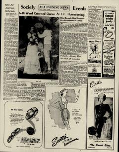 Ada Evening News, October 27, 1946, Page 5