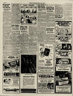 Ada Evening News, October 27, 1946, Page 8