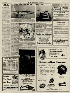 Ada Evening News, October 27, 1946, Page 18
