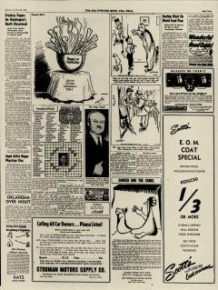 Ada Evening News, October 28, 1946, Page 3
