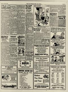 Ada Evening News, October 28, 1946, Page 5